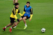 កីឡាករវ័យក្មេងម្នាក់របស់ Dortmund ត្រូវហាមមិនឲ្យញាក់ស៊ីប្រឡោះជើងសិស្សច្បងអំឡុងពេលហ្វឹកហាត់