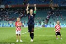Mario Mandzukic៖ Luka Modric សមនឹងឈ្នះពានបាល់មាសនៅ World Cup ឆ្នាំនេះ